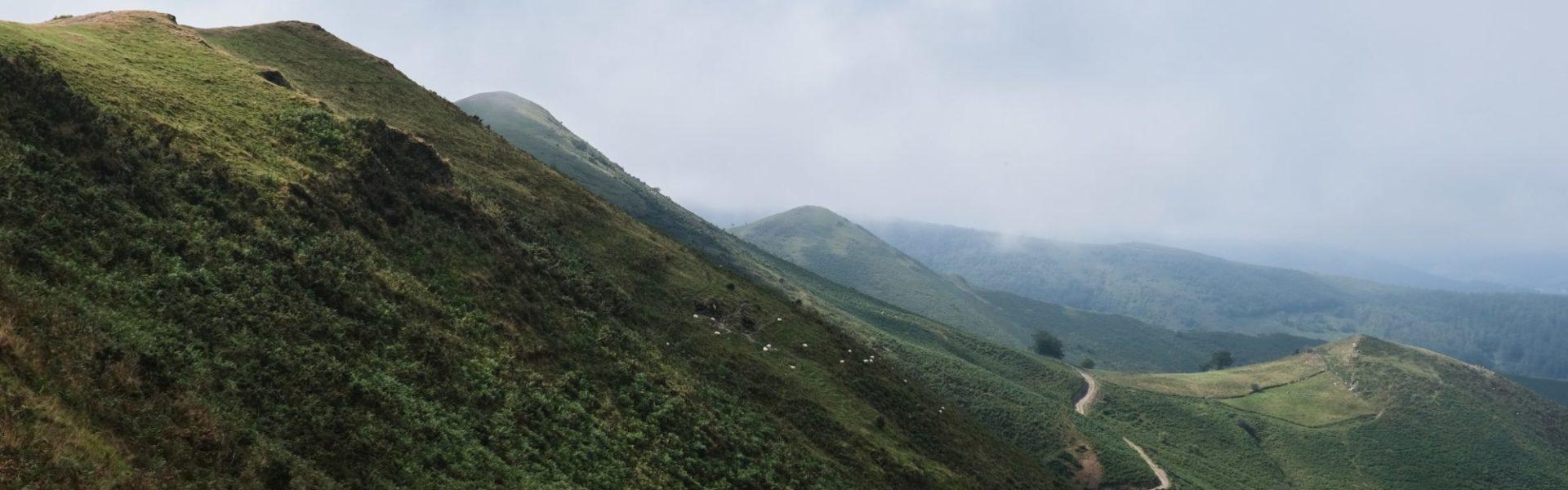 road trip pays basque en van aménagé